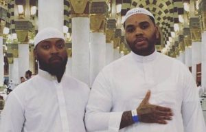 kevin gates doing Hajj 2016