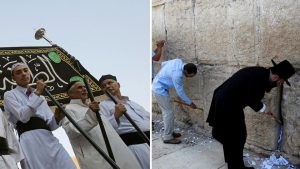 jew and Muslim