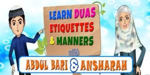 English Islamic Cartoons for Kids