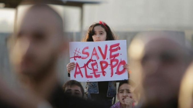 6 Ways in which you can help Aleppo