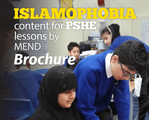 Resources for School to tackle Islamophobia