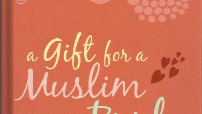 A gift to muslim bride