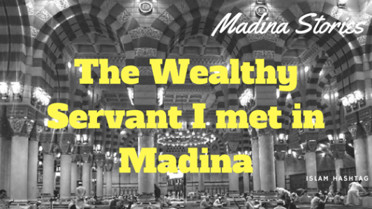 Madina Stories