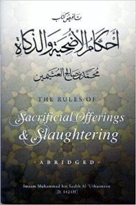 The Rules of Sacrificial Offerings and Slaughtering