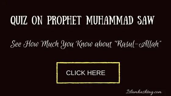 islamic quiz