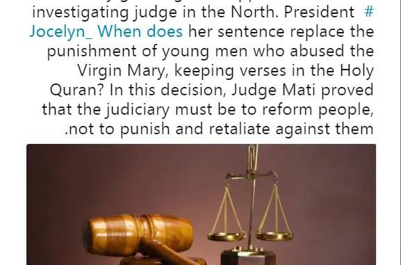 man sentenced to memorise surah imran