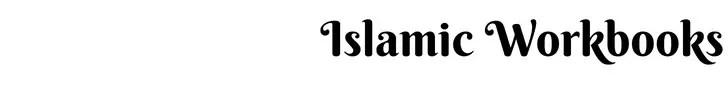 Islamic Workbooks