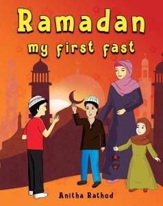 Ramadan my first fast