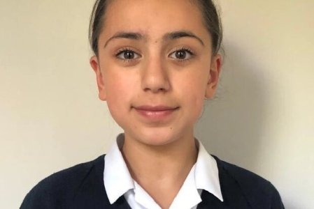 11 year old girl IQ more than Einstein