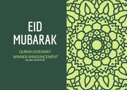 eid giveaway