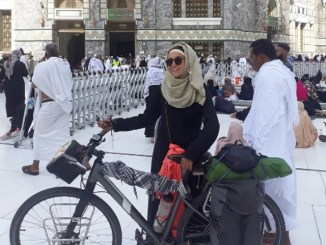 cycling to mecca