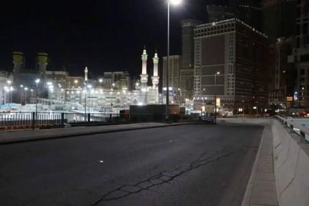curfew mecca