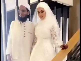 sana khan marries a mufti