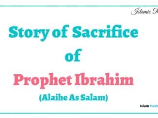 story of sacrifice