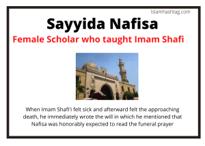 sayedina Nafisa