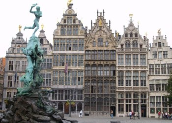Casas de gremios en Amsterdam