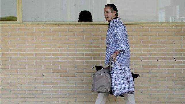 Blesa pasará a la historia por ser uno de los pocos banqueros en dormir entre rejas en el mundo (Foto: eldiario.es)