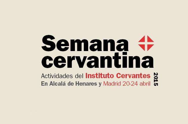 Semana Cervantina 2015