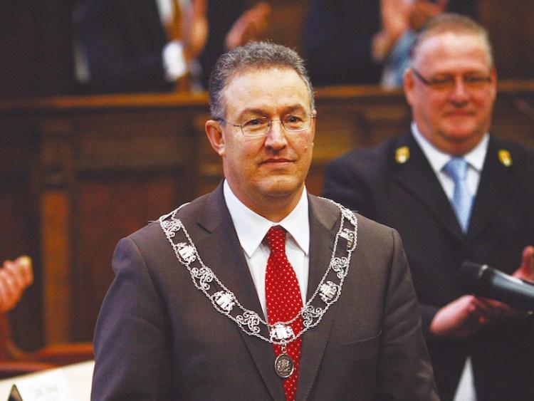 Ahmed Aboutaleb, alcalde de Rotterdam (Países Bajos). AFP PHOTO / ROBERT VOS