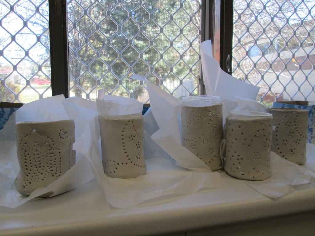 Ramadan Craft Clay Lanterns  Islamic Art for Kids