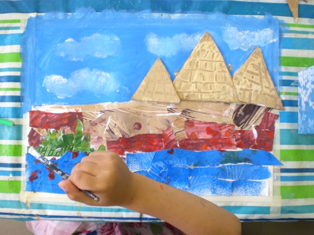 Craft tutorial Story of Prophet Musa AS  Islamic Art for Kids