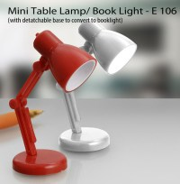 Mini Table Lamp/Book Light E - 106 - Islamic Book Bazaar