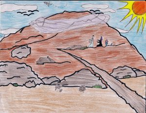The Pilgrims on the Plains of Arafat on the 9th of Dhul Hijjah - Islamic Comics
