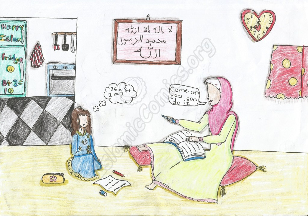 The Can Do Kid - A Story by Yusra Kazmi, Age 11