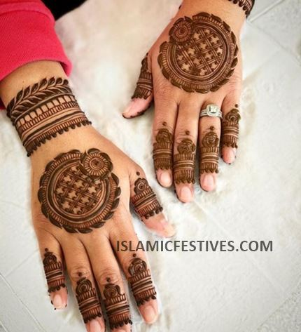 30+ BEST] Beautiful Mehndi Designs for Back Hands for Eid 2019