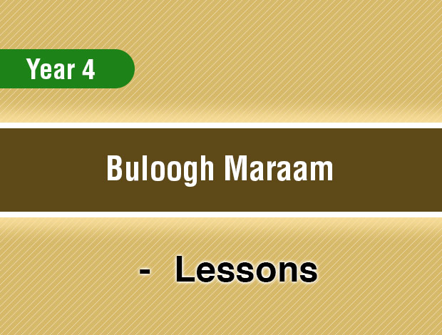 Buloogh Maraam – Year 4