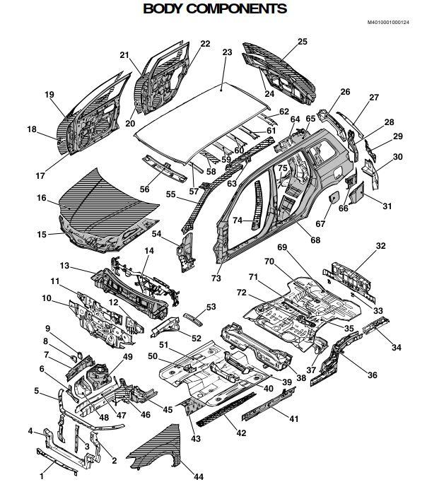 2004 Mitsubishi Outlander Service Manual Free Download