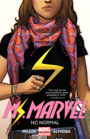 Ms. Marvel No Normal 1