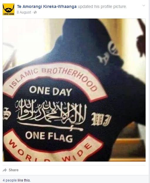 maori islamic state