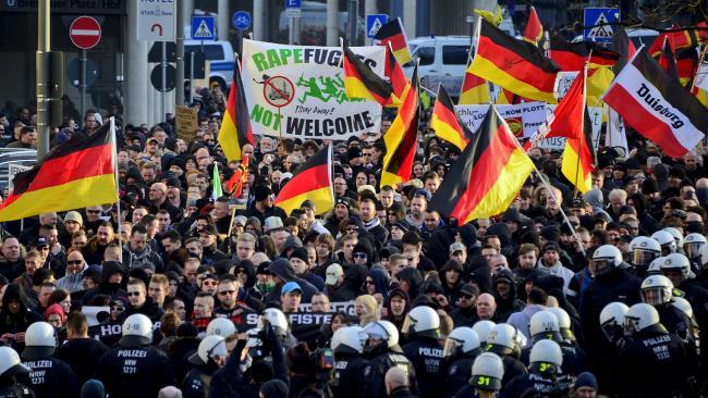 germany rapefugees