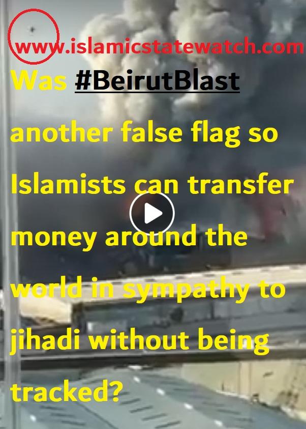 beruit blast