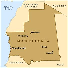 map-mauritania