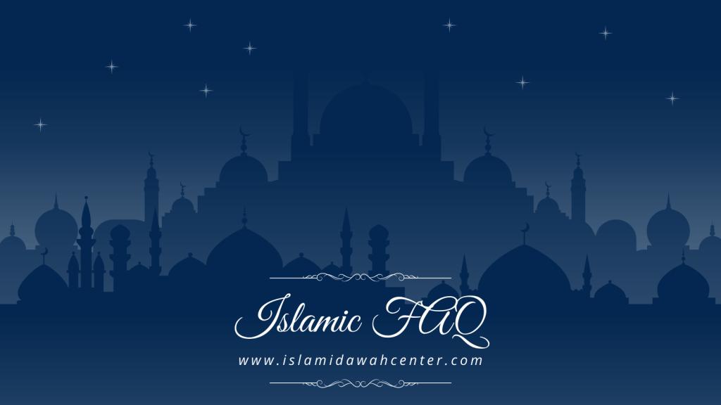 Islamic FAQ