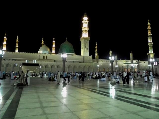 نبی کریم ﷺ نے شب برأت کیسے گزاری