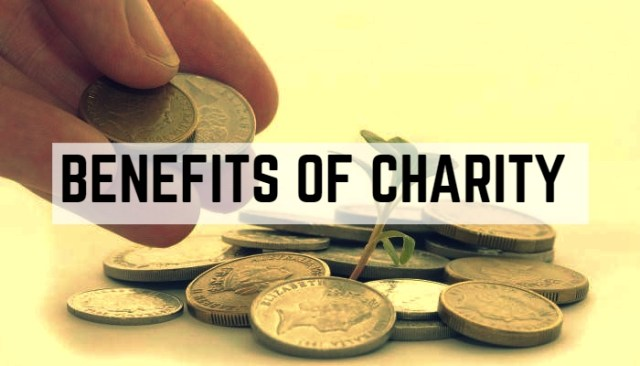 Benefits of Giving Charity You Can Never Imagine