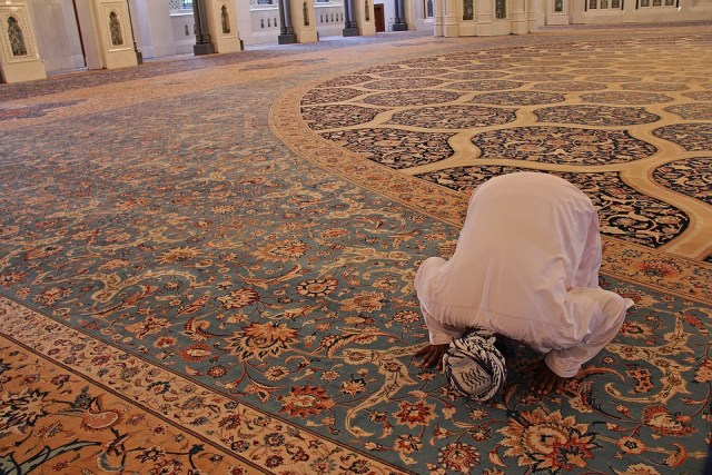 Significance of Praying in Mosque