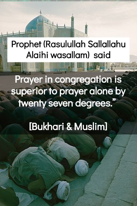 Namaz - Islamic Quotes in Englsih