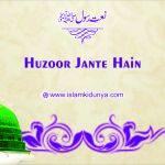 Huzoor Jante Hain Lyrics