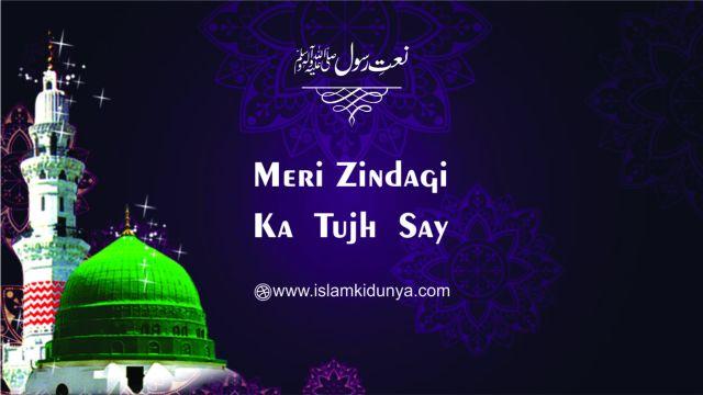 Meri Zindagi Ka Tujh Say Lyrics