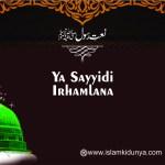 Ya Sayyidi Irhamlana Ya Syedi Irhamlana– Urdu/English & Arabic
