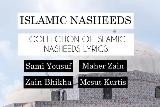 Islamic Nasheed Lyrics