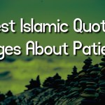 20+ Best Islamic Quotes Images About Patience