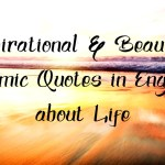 100+ Inspirational Islamic Quotes in English with Beautiful Images (Part2)