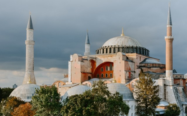 Hagia Sophia – Conversion act into a Mosque