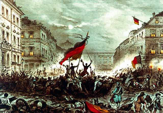 Revolutions have many catalysts, but also share common threads