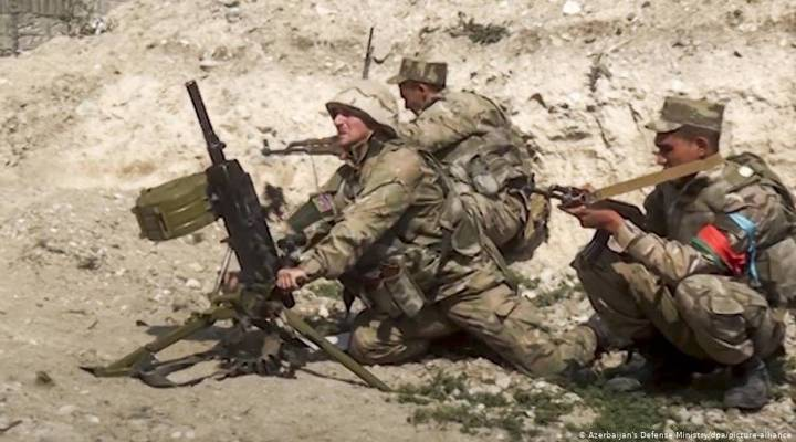 54 deaths in Nagorny-Karabakh due to continued clashes